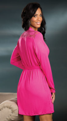 Photo of Draping Robe Set @EX4.NL Exclusive Lingerie