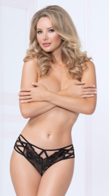 Photo of Strappy Lace Panty @EX4.NL Exclusive Lingerie