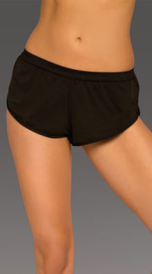 Photo of Athletic Mesh Dolphin Shorts @EX4.NL Exclusive Lingerie