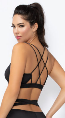Photo of Booty Camp Sports Bra @EX4.NL Exclusive Lingerie