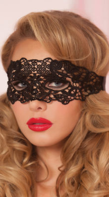 Photo of Lace Eye Mask @EX4.NL Exclusive Lingerie