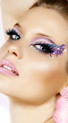 Photo of Cotton Candy Eye Kit @EX4.NL Exclusive Lingerie