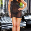 Photo of Plus Size Sparkle VIP Mini Dress @EX4.NL Exclusive Lingerie