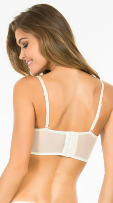 Photo of EX4 Get To The Point Ivory Bra @EX4.NL Exclusive Lingerie