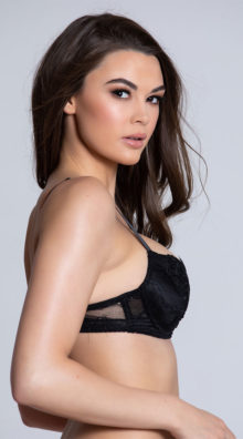Photo of EX4 Sweetest Thing Black Bra @EX4.NL Exclusive Lingerie