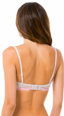 Photo of Second Take Beige Multiway Bra @EX4.NL Exclusive Lingerie