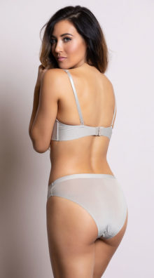 Photo of EX4 Sleek and Chic Nude Cheeky Panty @EX4.NL Exclusive Lingerie