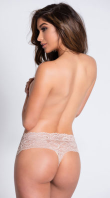 Photo of EX4 Never Let Me Go Sand Hipster Panty @EX4.NL Exclusive Lingerie