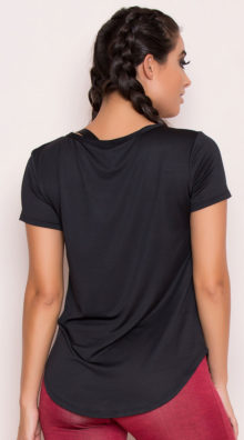 Photo of EX4 Oversized Layering Shirt @EX4.NL Exclusive Lingerie
