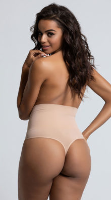 Photo of EX4 Seamless Shaping Thong @EX4.NL Exclusive Lingerie