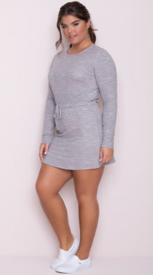 Photo of EX4 Plus Size Casual Active Dress @EX4.NL Exclusive Lingerie