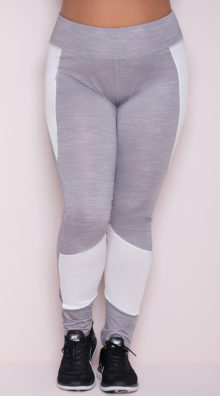 Photo of EX4 Plus Size Striking Mesh Leggings @EX4.NL Exclusive Lingerie