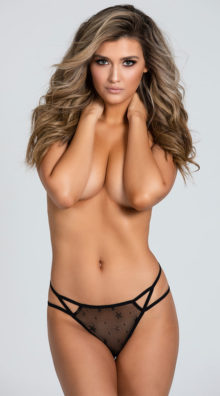 Photo of EX4 Star Of The Show G-String @EX4.NL Exclusive Lingerie